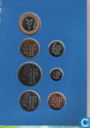 Coins - the Netherlands - Netherlands mint set 1998