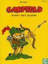 Comics - Garfield - Garfield schiet met scherp