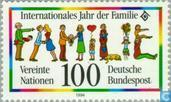 Postage Stamps - Germany, Federal Republic [DEU] - International year of the Family