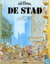 Bandes dessinées - Big City - De stad N.Y. City