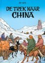 Strips - Theophiel Verbist - De trek naar China