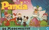 Bandes dessinées - Panda - De modemeester