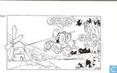 Comic Books - Bumble and Tom Puss - Een groote laars een plompe voet