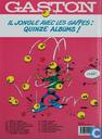 Bandes dessinées - Gaston Lagaffe - Le cas Lagaffe