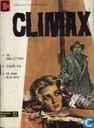 Strips - Climax - De drie letters + Coupé 4B + De man in de mist