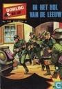 Bandes dessinées - Oorlog - In de hol van de leeuw