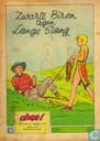 Strips - Corentin - Zwarte Bizon tegen Lange Slang