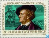 Postage Stamps - Austria [AUT] - Int. Richard Wagner Congress