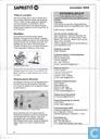 Bandes dessinées - Sapristi!! (tijdschrift) - 40, november 2005