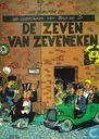 Comic Books - Nibbs & Co - De zeven van Zeveneken