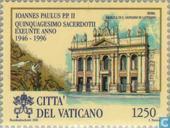 Briefmarken - Vatikanstadt - Papst Johannes Paul II