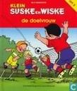 Comic Books - Junior Suske en Wiske - De doelvrouw