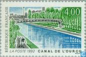 Postage Stamps - France [FRA] - Canal de l'Ourcq