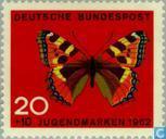Postage Stamps - Germany, Federal Republic [DEU] - Butterflies