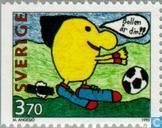 Postage Stamps - Sweden [SWE] - Children's drawings