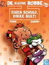 Comic Books - Kleine Robbe, De - Eigen schuld, dikke bult!