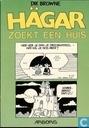 Bandes dessinées - Hägar Dünor le Viking - Hägar zoekt een huis