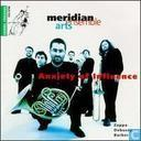 Platen en CD's - Meridian Arts Ensemble - Anxiety of Influence