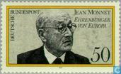 Postage Stamps - Germany, Federal Republic [DEU] - Jean Monnet