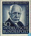 Briefmarken - Deutschland, Bundesrepublik [DEU] - Nansen, Fridtjof 1861-1930