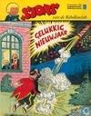 Bandes dessinées - Sjors van de Rebellenclub (tijdschrift) - 1962 nummer  52
