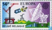 Postzegels - België [BEL] - Europa – Postgeschiedenis