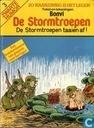 Comics - Sturmtruppen, Die - De stormtroepen taaien af!
