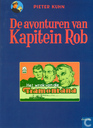 Comic Books - Kapitein Rob - Het wrak van de Tramontana