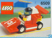 Lego 6509 Red Devil Racer