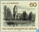 Postage Stamps - Berlin - Views of Berlin