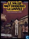 Strips - Nestor Burma - Le soleil naît derrière le Louvre