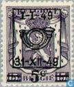 Briefmarken - Belgien [BEL] - Kleines Staatswappen