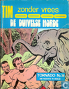 Comic Books - Tim zonder vrees - De duivelse horde