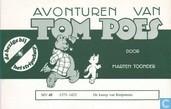 Comics - Bommel und Tom Pfiffig - De kneep van Knipmenis