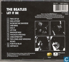 Disques vinyl et CD - Beatles, The - Let It Be