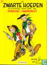 Strips - Robbedoes en Kwabbernoot - De zwarte hoeden en 3 verdere avonturen van Robbedoes en Kwabbernoot