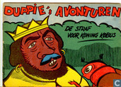 Comic Books - Duppie's avonturen - De straf voor koning Kobus