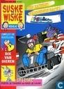 Bandes dessinées - Suske en Wiske weekblad (tijdschrift) - 1996 nummer  15