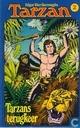 Livres - Tarzan - Tarzans terugkeer