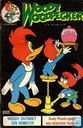 Bandes dessinées - Woody Woodpecker - het geheimzinnige monster