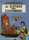 Comic Books - Johan & Peewit - De slotheer van Schoonburg