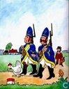 Strips - Kip, de keizer en de tsaar, De - De kip, de Keizer en de tsaar