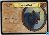 Trading cards - Harry Potter 1) Base Set - Vicious Wolf