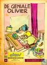 Strips - Meneer Petipain - De Geniale Olivier