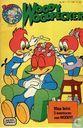 Strips - Woody Woodpecker - een balletje opgooien