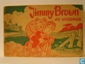 Comics - Jimmy Brown - Jimmy Brown als wielrenner