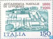 Postage Stamps - Italy [ITA] - Naval academy 100 years
