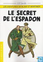 Strips - Blake en Mortimer - Le secret de L'Espadon