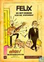 Bandes dessinées - Felix [Tillieux] - Felix en het geheim van de Potomac