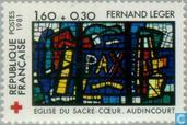 Postage Stamps - France [FRA] - Stained glass